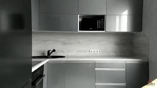 Как выбрать Красивую и удобную кухню? Угловая кухня под заказ. Видео-обзор