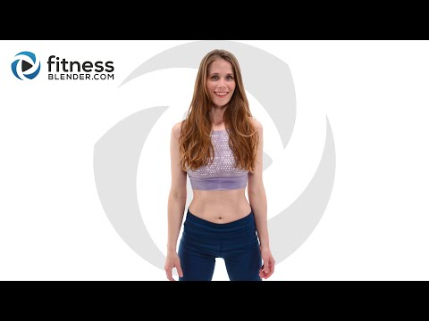 30 Minute Cardio Workout - At Home Cardio With No Equipment