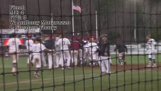 Highlights: Baseball walks-off with 5-4 victory over Merrimack