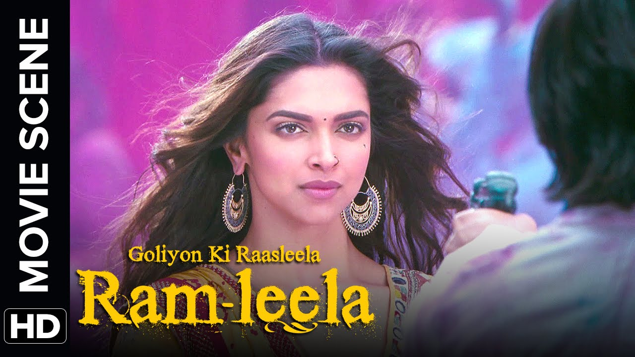 ranveer is awestruck | ram - leela | movie scene - youtube