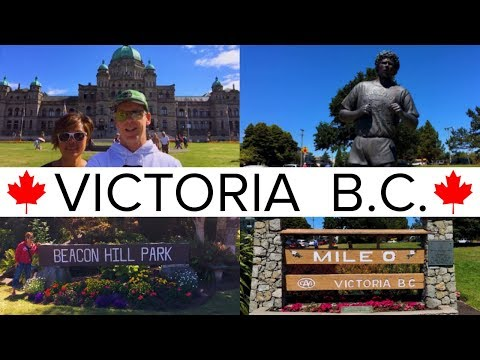 THINGS TO DO IN VICTORIA BC - BEACON HILL PARK - VANCOUVER ISLAND FERRY - 10 ACRES FARM/BISTRO