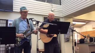 The Oak-Bay Boys preforming - John Fogerty - I will walk with you