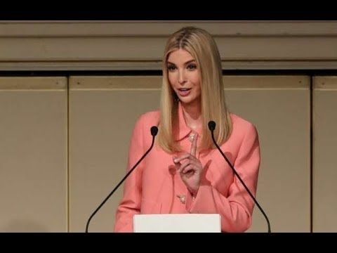 Ivanka Trump Powerful Speech in Tokyo on Empowering Woman