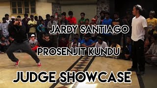 Judge Showcase | Jardy Santiago & Prosenjit Guy Kundu |