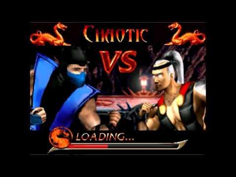 Mortal Kombat Chaotic 2.0.2 Sub-Zero MKM HD