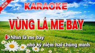 Karaoke Vùng Lá Me Bay - vung la me bay karaoke nhac song
