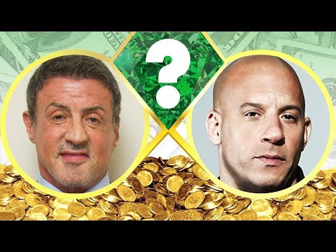 WHO'S RICHER? - Sylvester Stallone or...