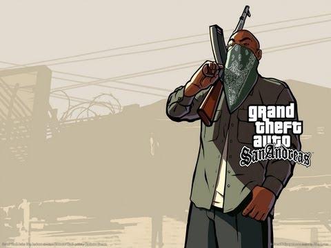 GTA San Andreas Multiplayer Cops and Robbers: EP 73 John McClane