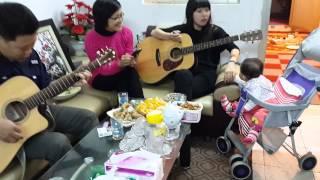 NGƯỜI TÌNH ƠI MƠ GÌ - Acoustic Guitar