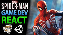 Game Developer REACTS Marvel's Spider-Man!