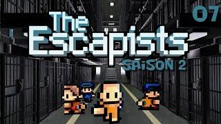 OU EST LA CLEF ?! | The Escapists Saison 2 ! #Ep7