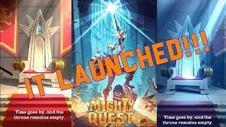 First Impressions - Mighty Quest For Epic Loot