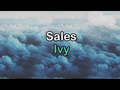 Sales - Ivy  Lyrics/Subtitulada Inglés - Español 