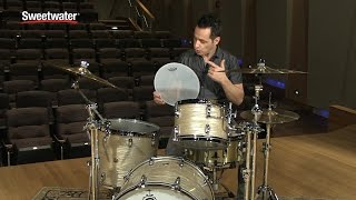 Remo Silent Stroke and Zildjian Gen16 Reviews by Sweetwater