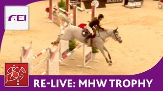 Re-Live - Jumping (CSI 2*) - Madrid Horse Week Trophy