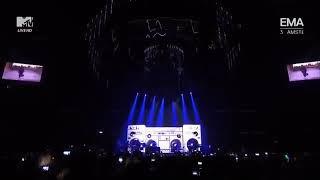 MTV ema. Live 2013 berzerk  Eminem