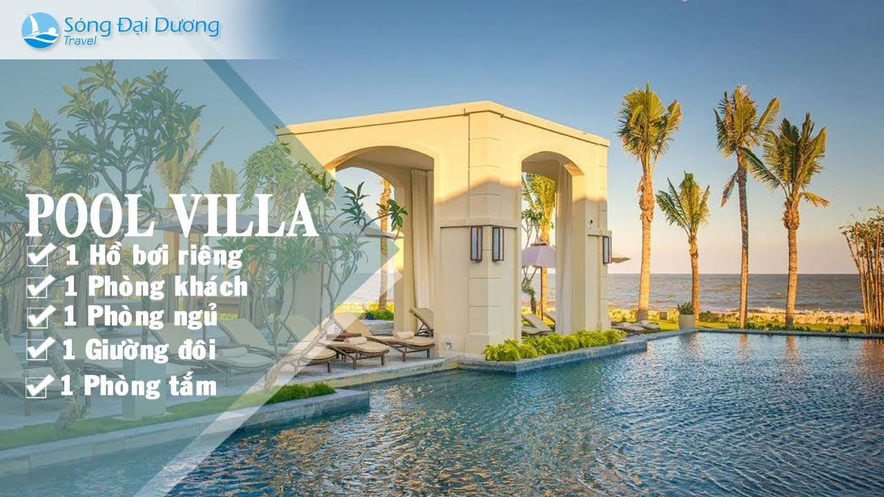 Khám Phá Pool Villa – FLC Luxury Resort Sầm Sơn | Đẳng cấp nghỉ dưỡng 5* được khẳng định