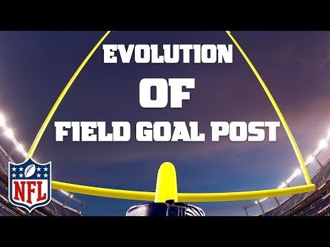 Evolution Of The Field Goal Post: Football's Underrated Icon   NFL Rush