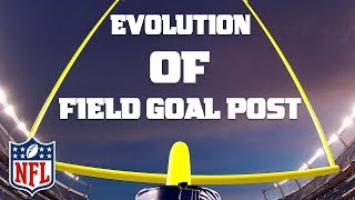 Evolution of the Field Goal Post: Football's Underrated Icon | NFL Rush
