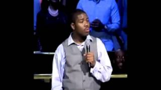 Prophet Brian Carn - Importance of Prayer (01/02/2015)