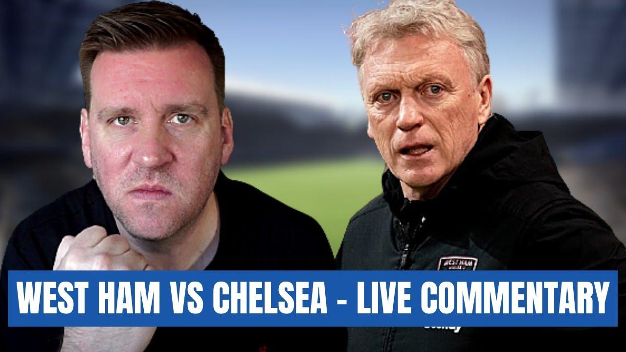 West Ham United vs. Chelsea - Football Match Report - April 24 ...