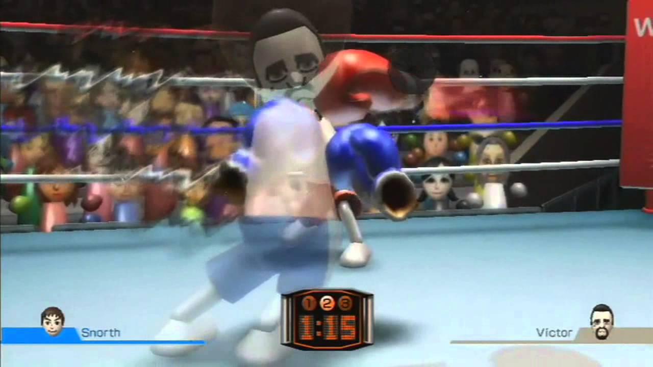 wii u boxing games