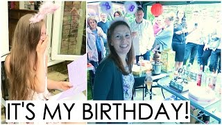 One of Hannah Renée Chats's most viewed videos: MY 18TH BIRTHDAY!