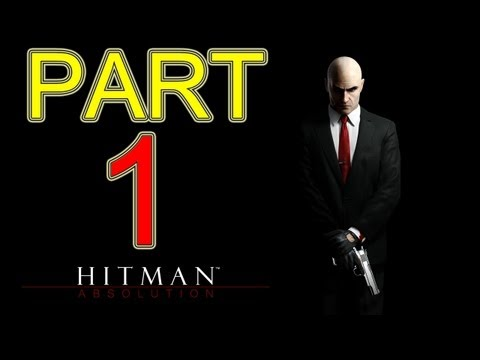 Hitman Absolution walkthrough - part 1 HD Stealth gameplay walkthrough by a pro player
