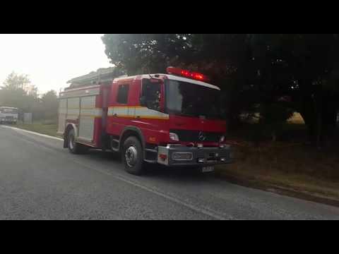 FULL VIDEO: Veld fire in Seaview area of Port Elizabeth - 8 June 2017