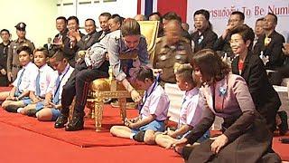 ทูลกระหม่อมหญิงฯ พระราชทานรางวัลการแข่งขันทูบีนัมเบอร์วัน ทีน แดนเซอร์ไซส์ฯ แชมเปียนชิป 2019