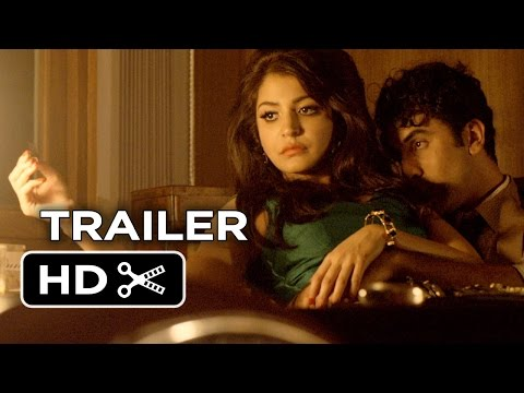 Bombay Velvet Official Trailer 1 (2015) - Indian Drama HD