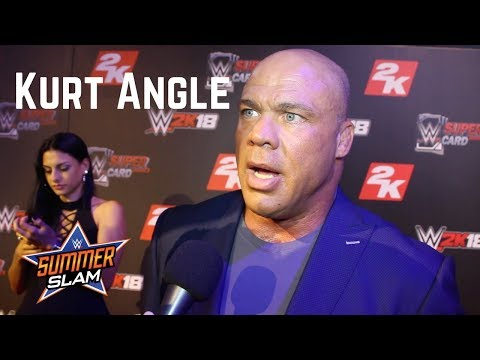 Kurt Angle: I'm Looking to Get Back in WWE Ring in Early 2018