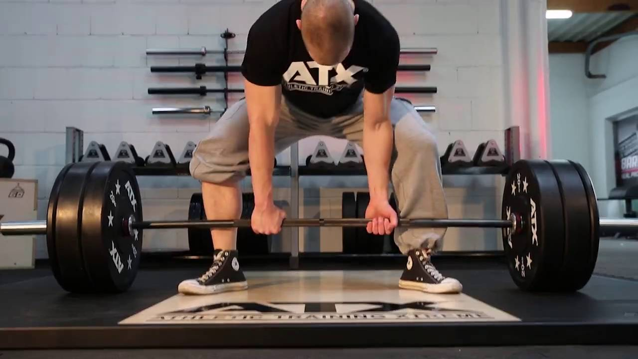 Preview: ATX Sumo Deadlift Bar - YouTube