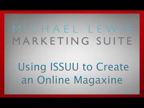 Use ISSUU to Create an Online Magazine