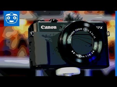 Canon G7X Mark II Audio Hack