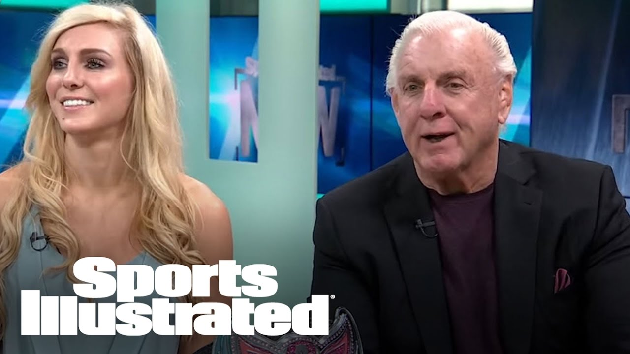 Ric Flair Kevin Love Wants Charlotte S Digits Sports Illustrated