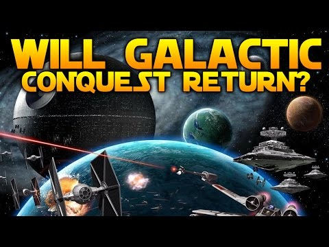 Will Galactic Conquest Return In Star Wars Battlefront 2?