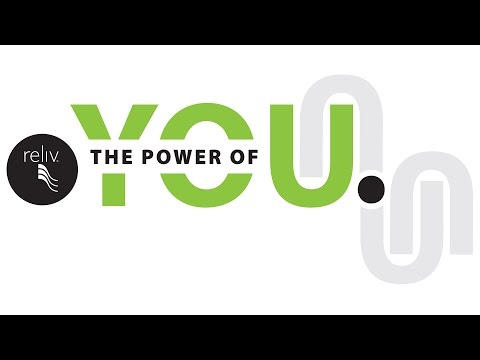 The Power of YOU: 2015 Reliv International Conference
