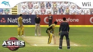 Ashes Cricket 2009 (AUS) | Dolphin Emulator 5.0-8374 [1080p HD] | Nintendo Wii