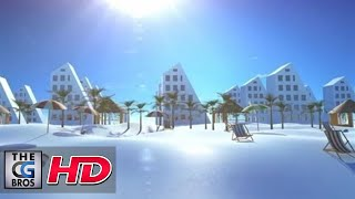 "CGI 3D Animated Short ""The Arctic Leisure Resort""  by - Studio Smack"