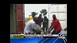 Dr. Dumba arrives in South Sudan
