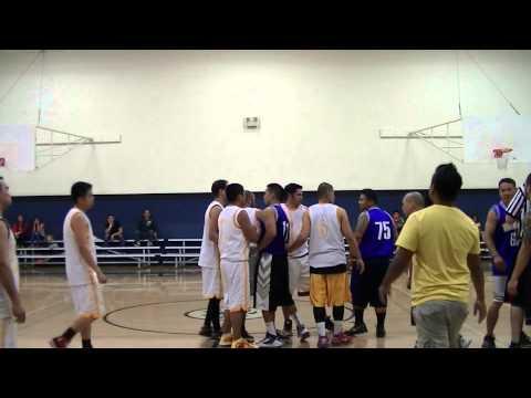 D League Finals Season 6 SF Warriors vs Unknown in HD