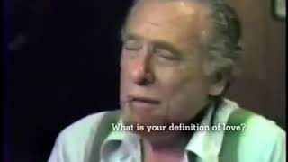 Definition of Love. Charles Bukowski (Legendado)