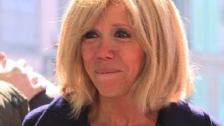 Brigitte Macron Teacher to potential first lady of France