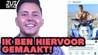 "JORDEN: ""NA EX ON THE BEACH ONTPLOFTE MIJN DM"" 