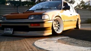 Civic ef Stance The movie!!