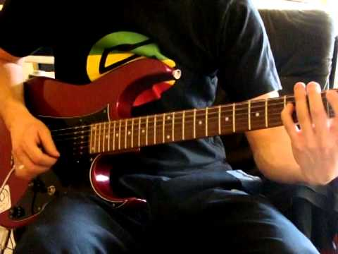Avenged Sevenfold - Second Heartbeat - Guitar Cover