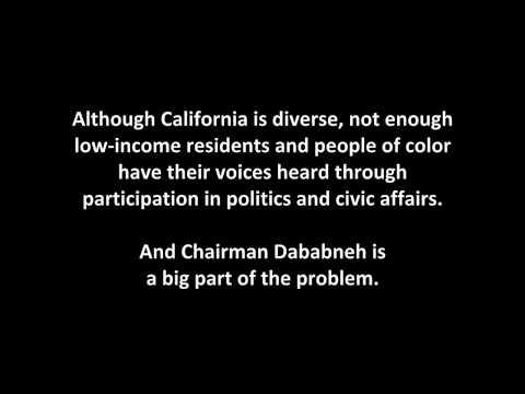 CA Banking Chair dismisses member of Black & Latino commuity