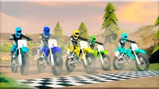 Trial Xtreme Dirt Bike Racing: Motocross Madness - Gameplay Android game - motorbike game