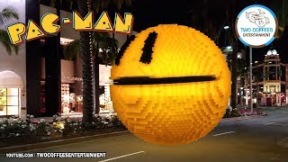 Pacman in real life